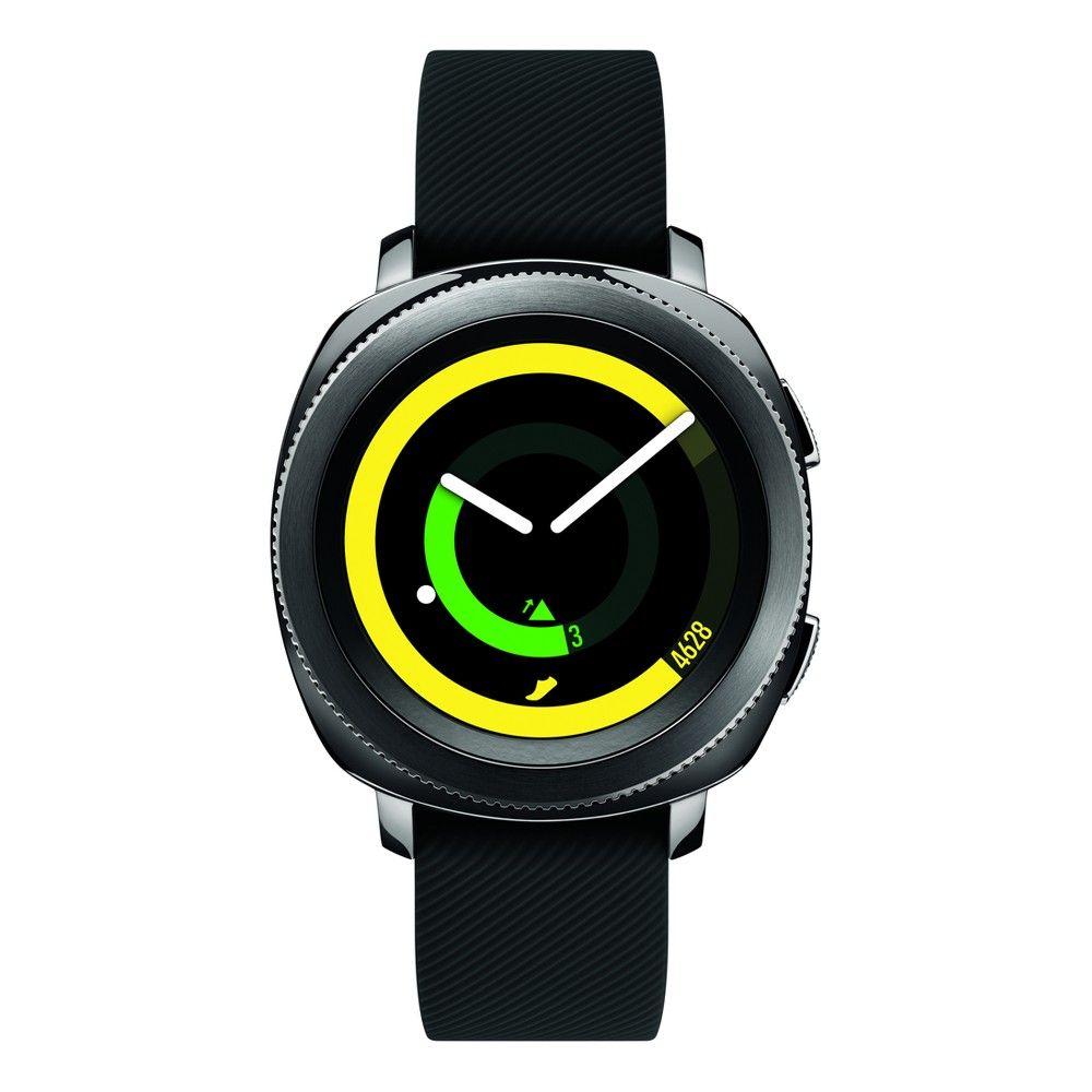 Samsung Gear Sport Smartwatch Black, Adult Unisex