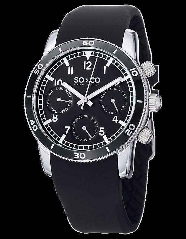 SO & CO Watches - 5018B.1 Yacht Club 5018B