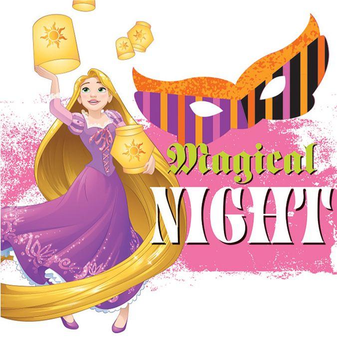 Картинки - открытки с принцессами Дисней на Хэллоуин (с ...