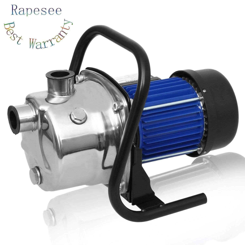 Rapesee Water Pressure Booster Pump Professional Garden Lawn