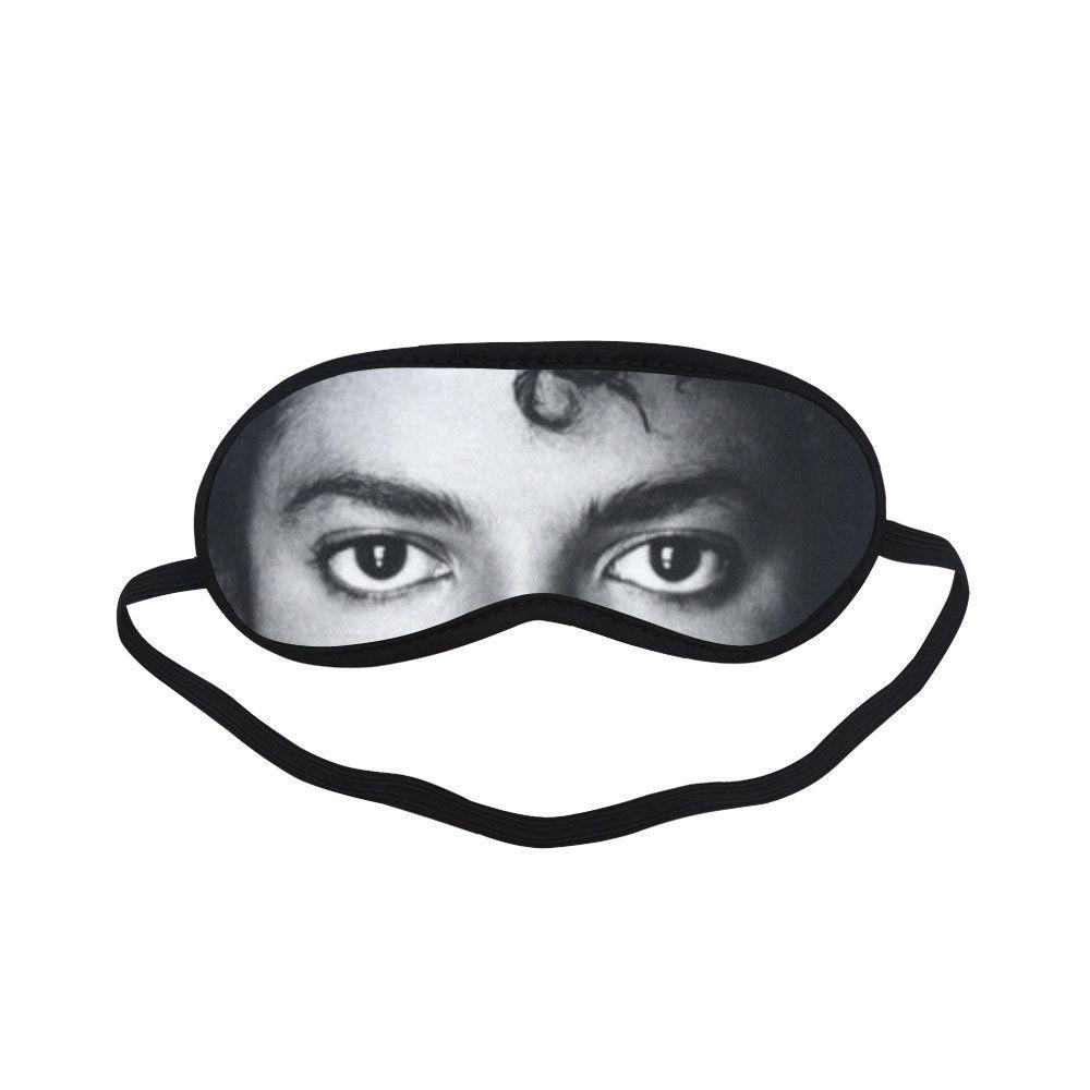 58470630e49 JTEM342 Michael Jackson Eye Printed Eyes Mask Adult Blindfold Sleep Masks  Party Sleeping Mask Cover Gag Gifts Travel Relax