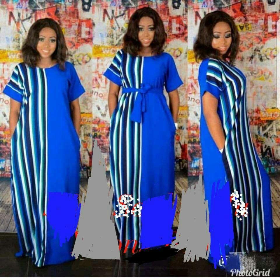 Boubou deux ton | Mode africaine robe, Mode africaine robe