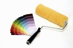 How To Paint Plastic Tile Paneling Plastic Tile Painting Plastic Cherry Wood Furniture