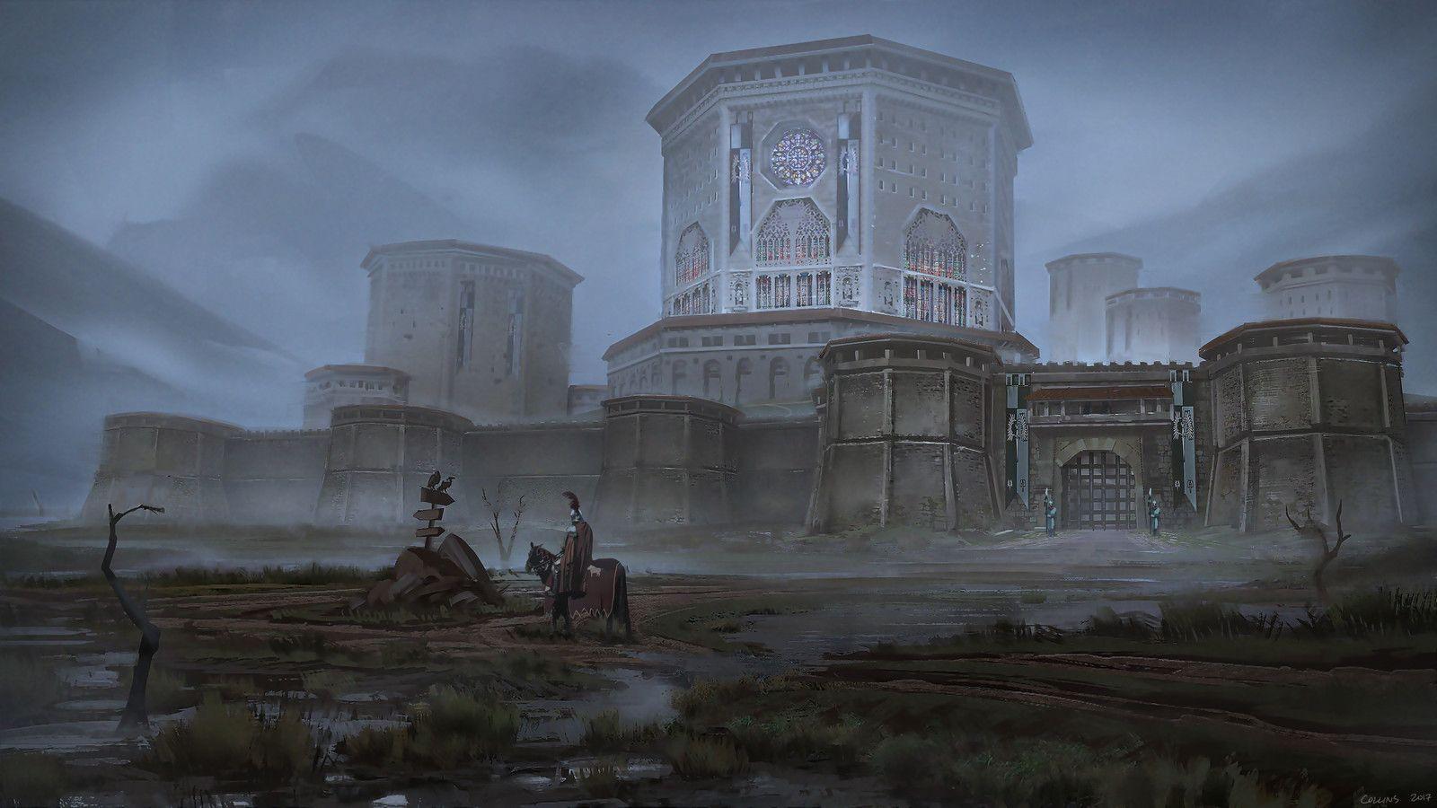 40++ Swamp castle information