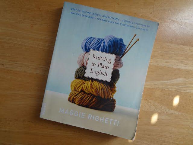 Knitting In Plain English By Maggie Righetti