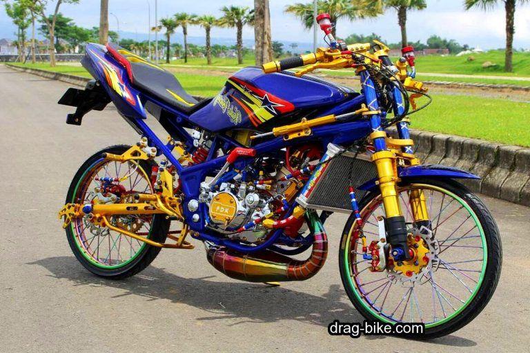 Modifikasi Ninja Rr Full Modif Gambar Kawasaki Ninja Mobil