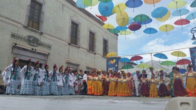 Bailes Folclóricos de Feria Nacional de San Marcos  2015