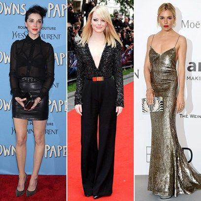 Exclusive Celebrity Party Dresses