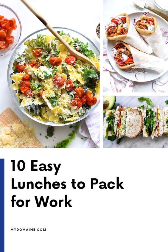 These workweek meal ideas make lunch hour a cinch and are way food forumfinder Images