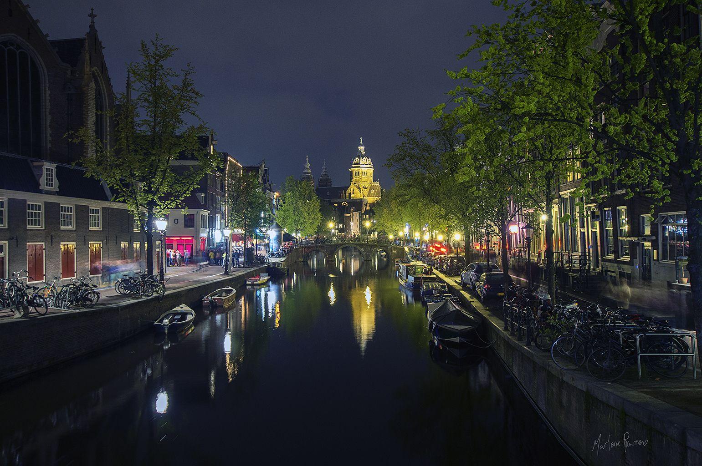 Barrio Rojo, Amsterdam