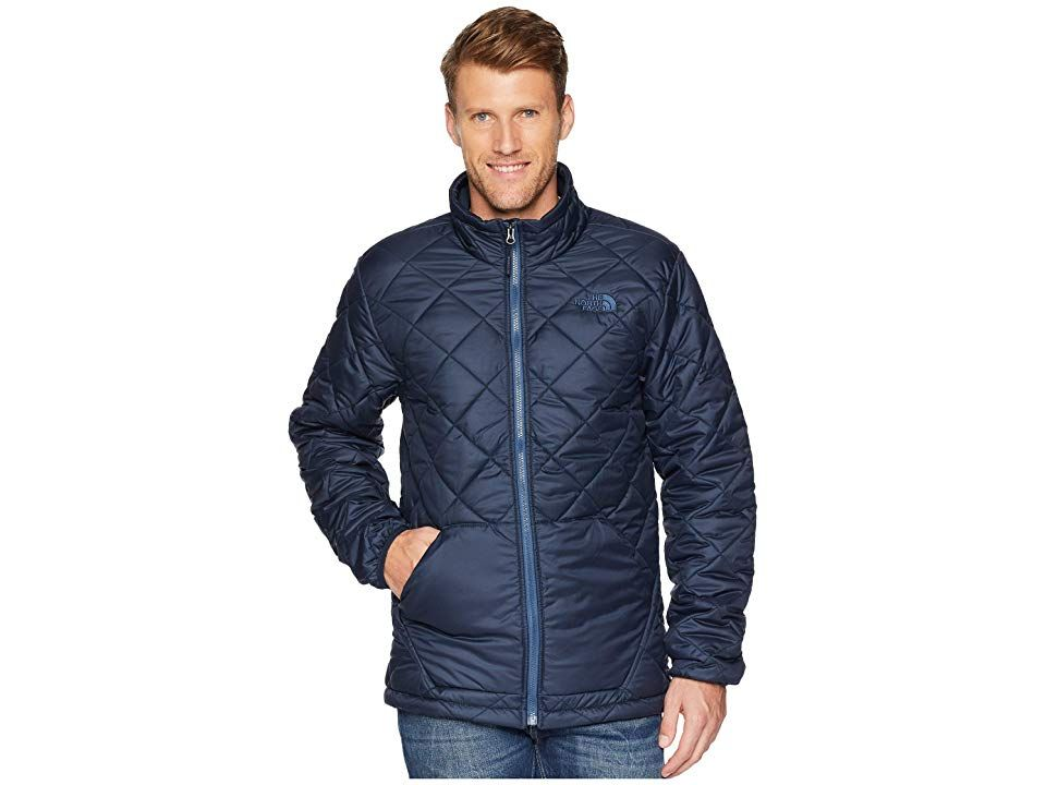 aa234d0eb The North Face Cervas Jacket (Urban Navy) Men's Coat. The North Face ...