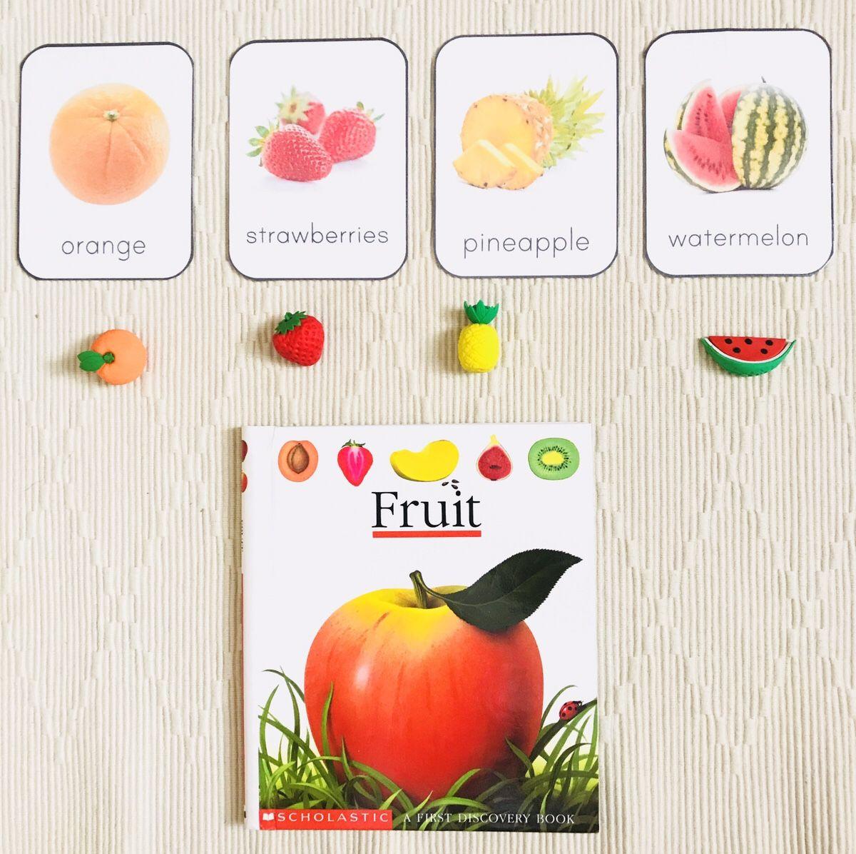Montessori Inspired Fruit Activities For Preschool With