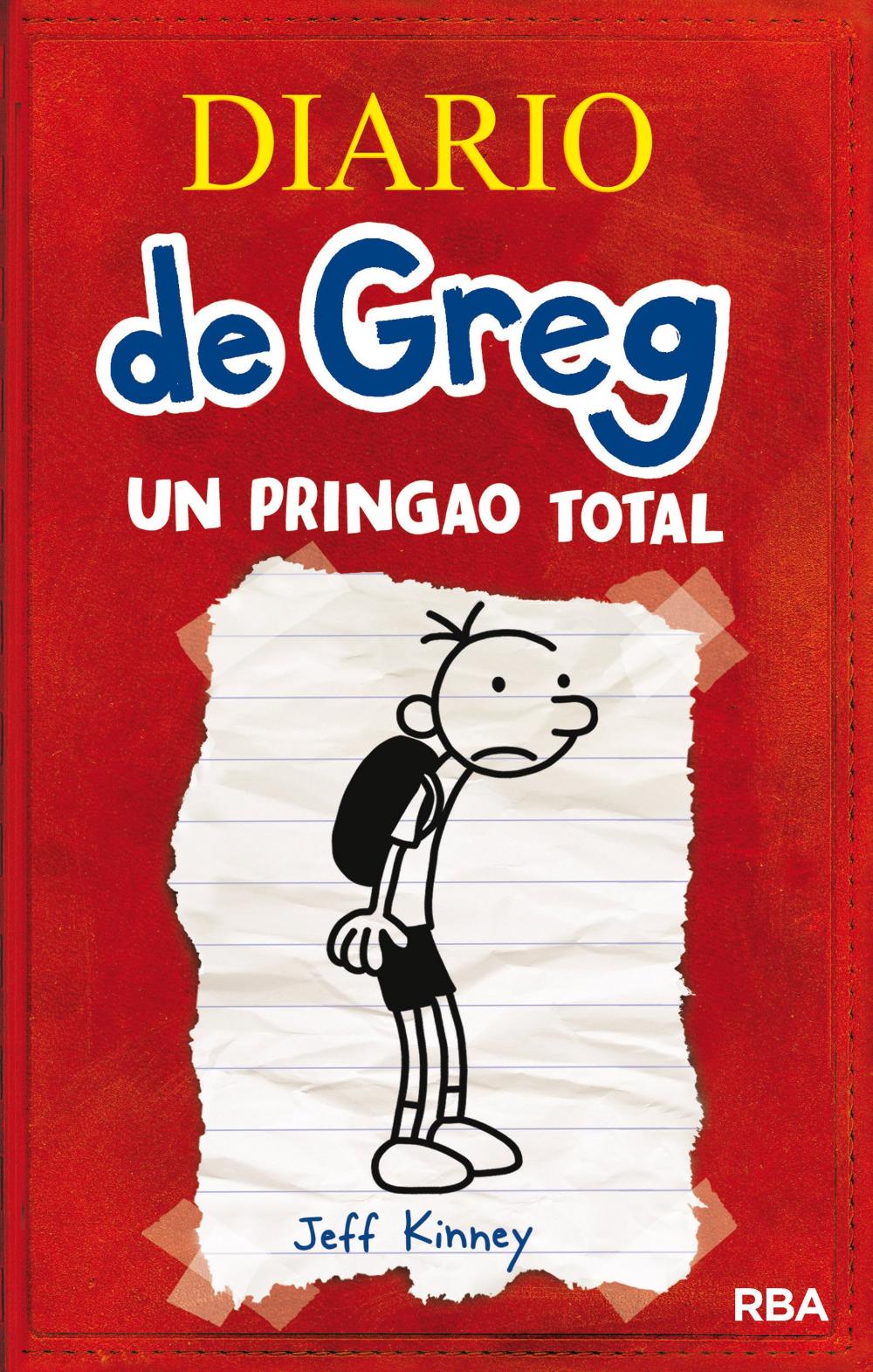Foto Portada El Diario De Greg 1 Búsqueda De Google Jeff Kinney Wimpy Kid Books Wimpy Kid