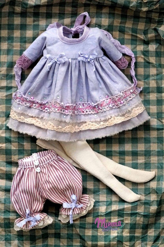 Complete outfits - Miema Dollhouse