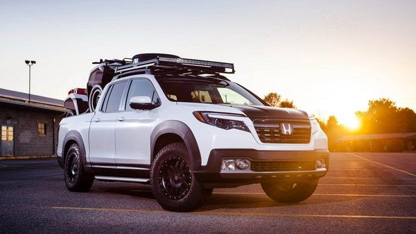 2017 Honda Ridgeline By Fox Marketing Honda Ridgeline Honda