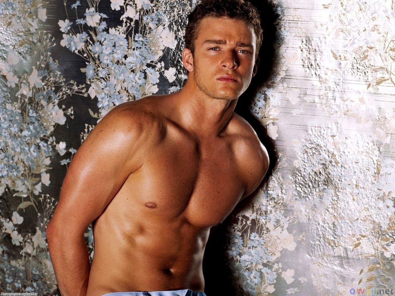 Justin Timberlake (I wasn't a fan back in the day, but I've since come to appreciate him a little more ;)