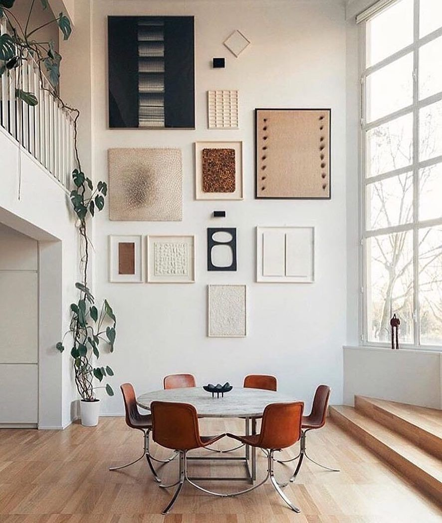Interesting Wall Art Ideas For A Modern Home Picture Frames And Posters Bohemian And Artistic Ideas For Livin Interior Home Decor Inspiration Dining Room Decor