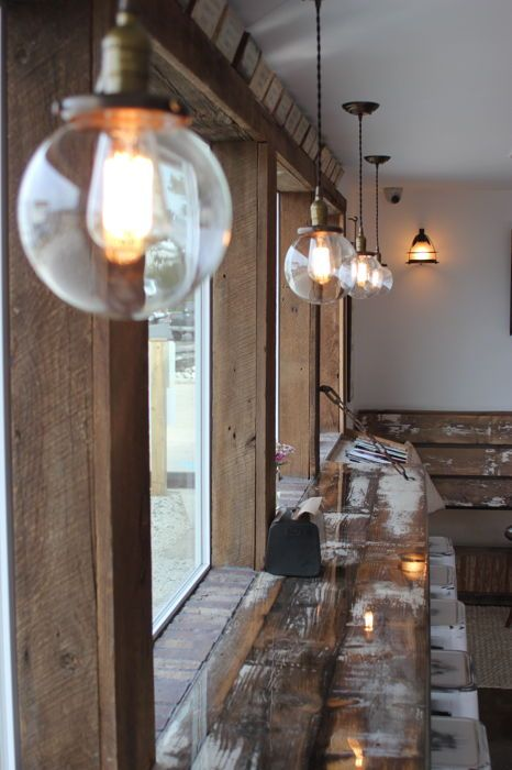 Contemporary series barber shop bevolo gas electric lighting