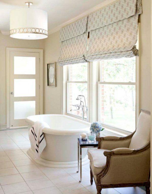 faltrollo fenster sichtschutz badezimmer | Rollos | Pinterest ...