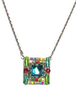 swarovski crystal beaded flower pendant | novelty more necklaces pendants image unavailable image not available ...
