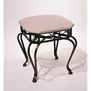Astounding Enstyle Galano Vanity Stool Bronze Decorating In 2019 Gmtry Best Dining Table And Chair Ideas Images Gmtryco