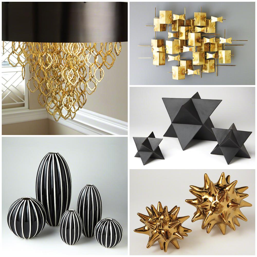 Accessories | Bedroom Ideas | Green And Gold | Home Decor | Studio M