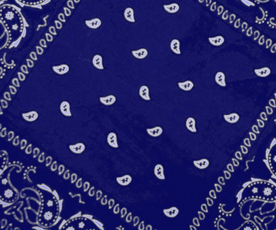 blue bandana wallpaper  Blue Bandana Wallpaper - WallpaperSafari | chuck | Pinterest ...