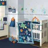 Found it at Wayfair - Bubbles and Squirt Crib Bedding Collection