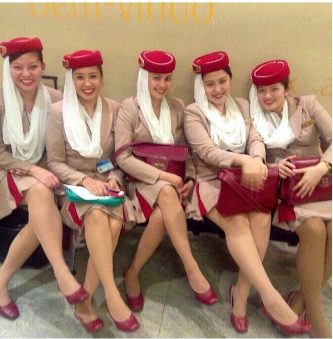 Emirates Photo By Leidy Gurl Via Instagram Beauty And