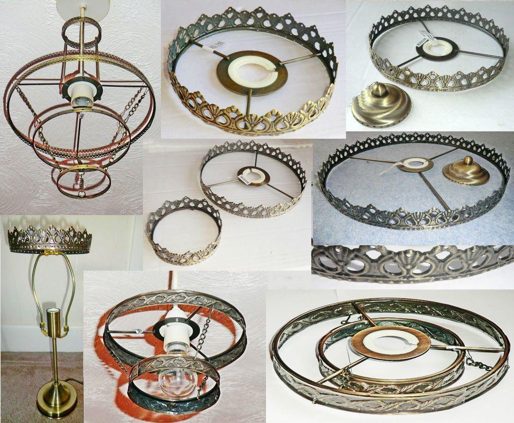 diy brass pendant light kit