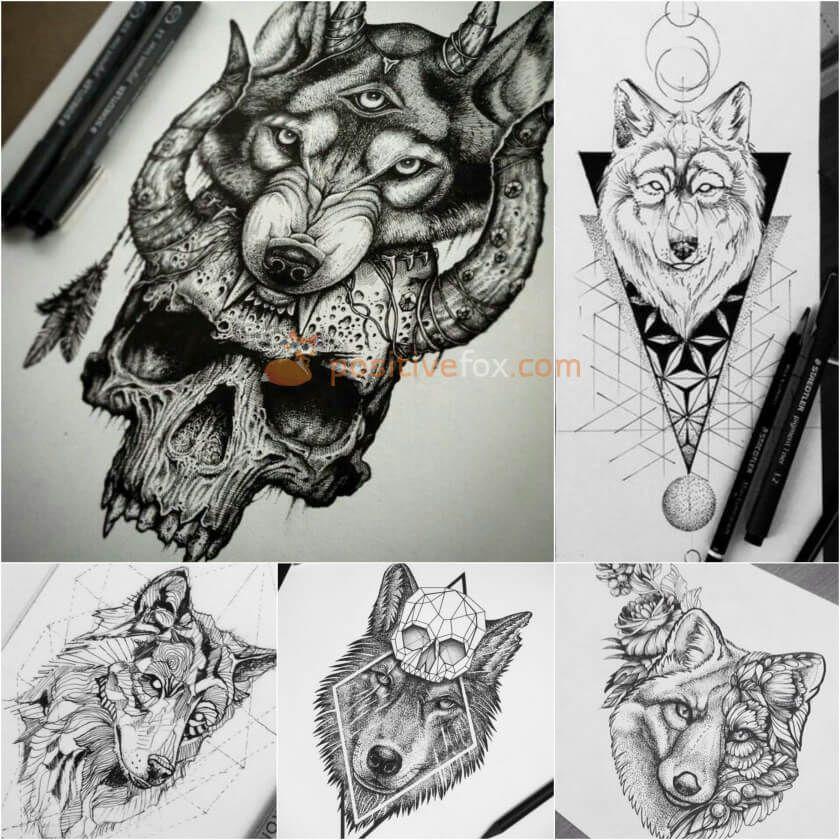 Best 100 Wolf Tattoo Ideas Wolf Tattoo Design Ideas With Meaning Wolf Tattoos For Women Wolf Tattoos Men Wolf Tattoo Sleeve