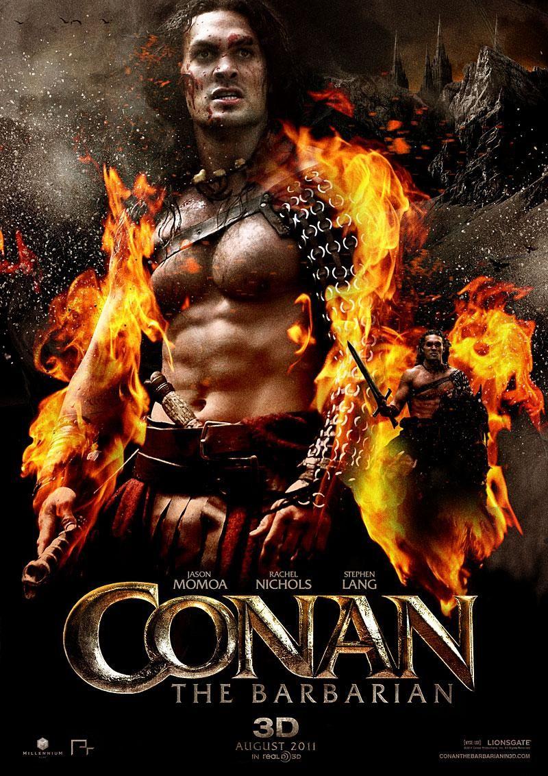 Película Conan el Bárbaro del año 2011   Jason momoa
