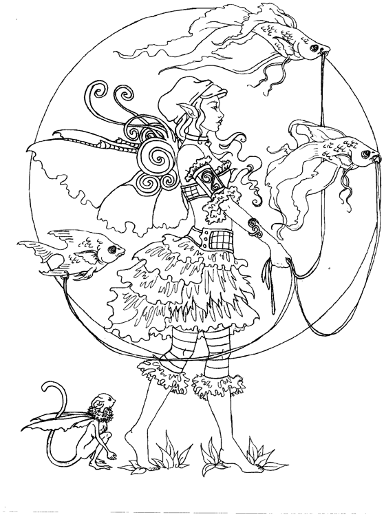Artist Amy Brown Fairy Myth Mythical Mystical Legend Elf Fairy Fae Wings Fantasy Elves Faries Sprite Nymph P Fairy Coloring Pages Coloring Books Coloring Pages