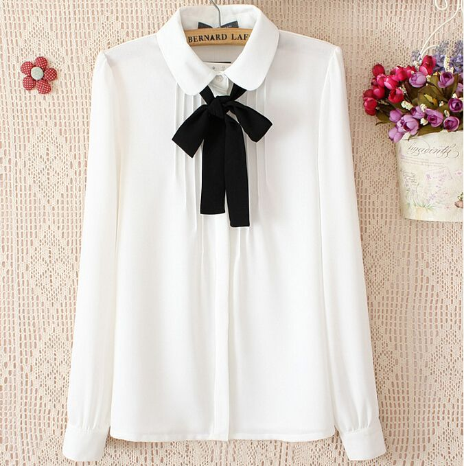 c0c738010033 Barato Plus Size manga longa camisa mulheres blusas 2015 primavera ...