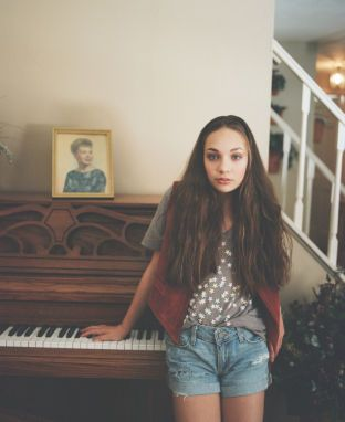 Maddie Ziegler in Nylon Magazine