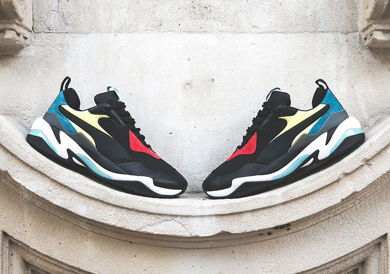 Puma Thunder Spectra First Look
