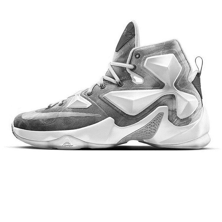 138136c22e5 Nike iD LeBron 13
