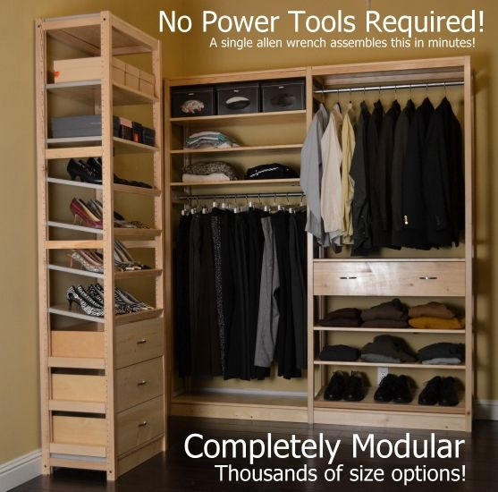 Interesting Real Wood Closet Organizers On Organization Ideas Charming Home Office Non Toxic Solid No Particle Board Discover All Of Home For Ann Wood