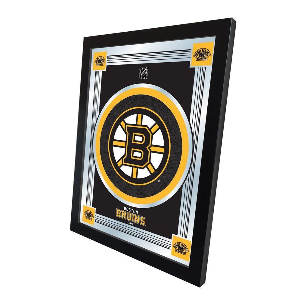 Boston Bruins Logo Wall Mirror (With images) Boston