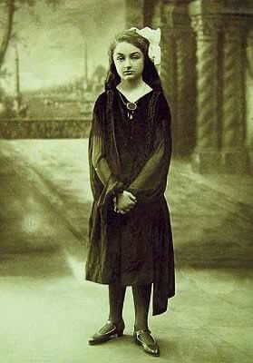 Princess Khadija the daughter of the last Ottoman Khalifa Abdul Al