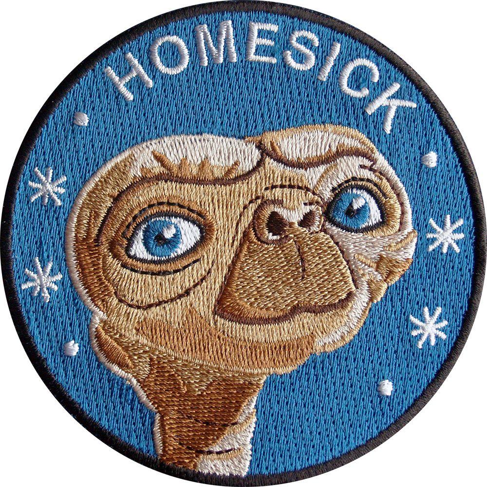 E.T. Homesick patch / la barbuda