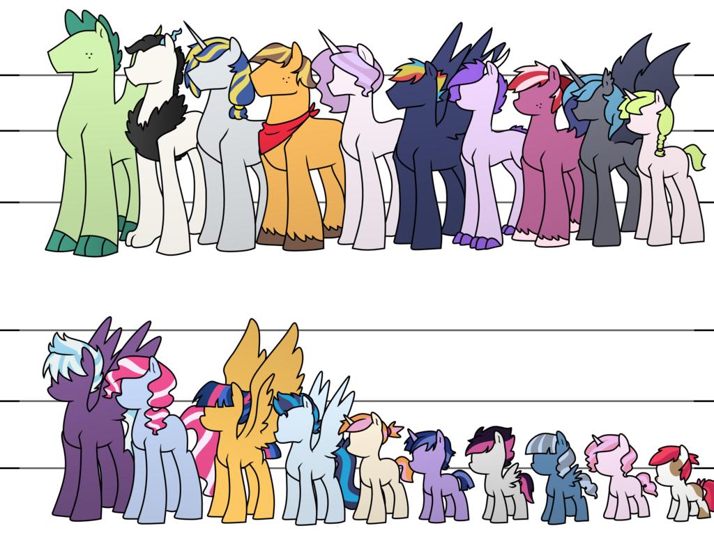 MLP Next Gen hight | My Little Pony | Mlp pony, Mlp, Mlp my little pony