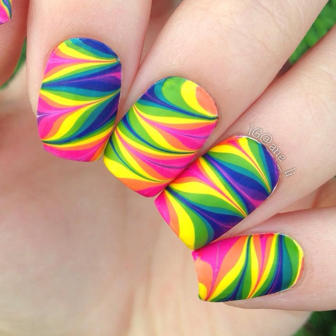 24 Of The Most Beautiful Nail Art Ideas That You Should Try In 2018