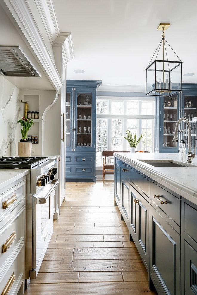 Reinvented Traditional Kitchen Design Ideas