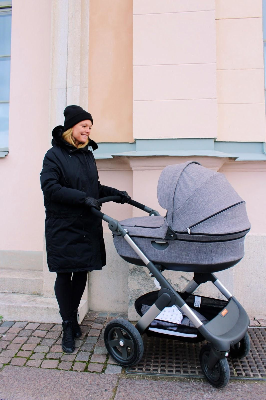 In Between The Contrasts blog featuring STOKKE TRAILZ