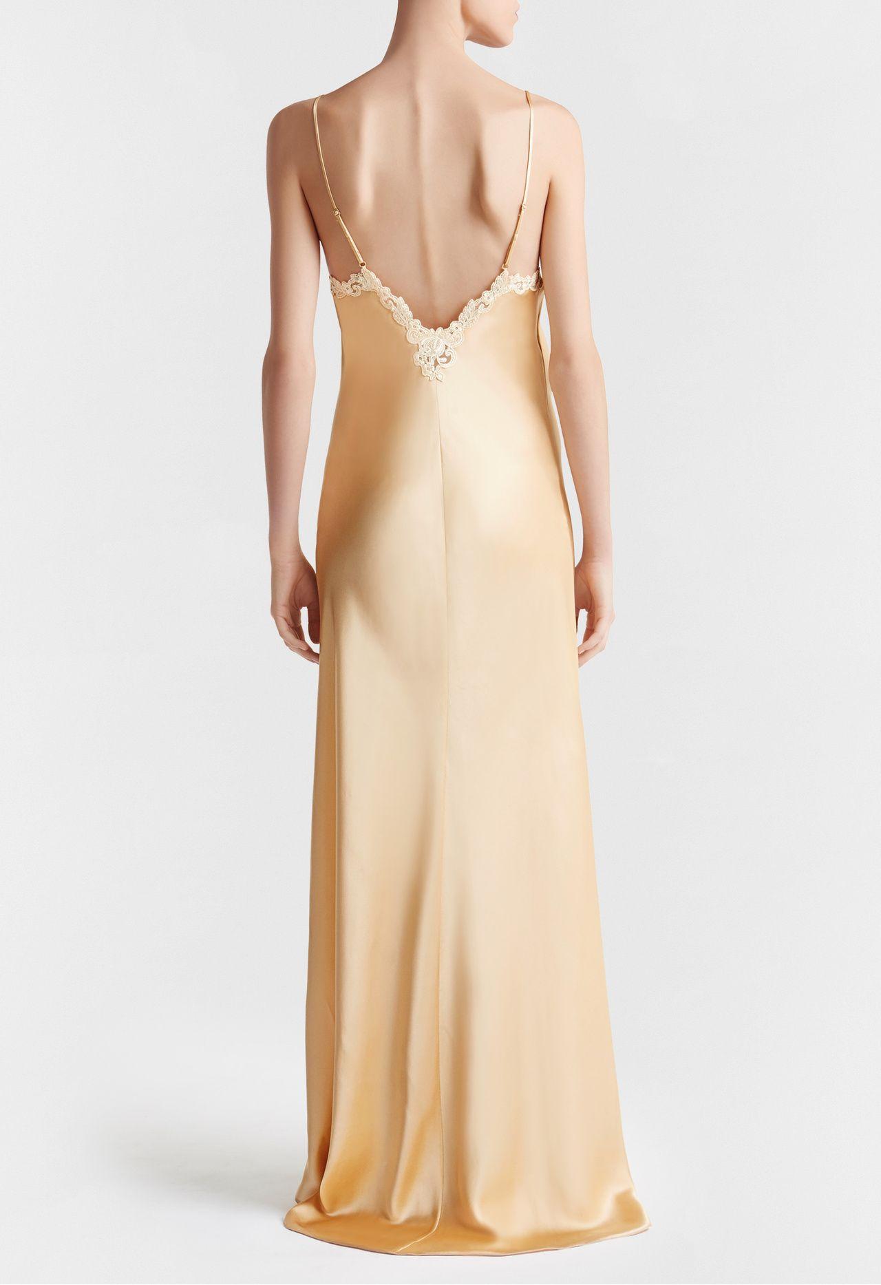 a02c27937a Maison Camicia Da Notte Lunga | La Perla | LONG Nightgown | Camicia ...