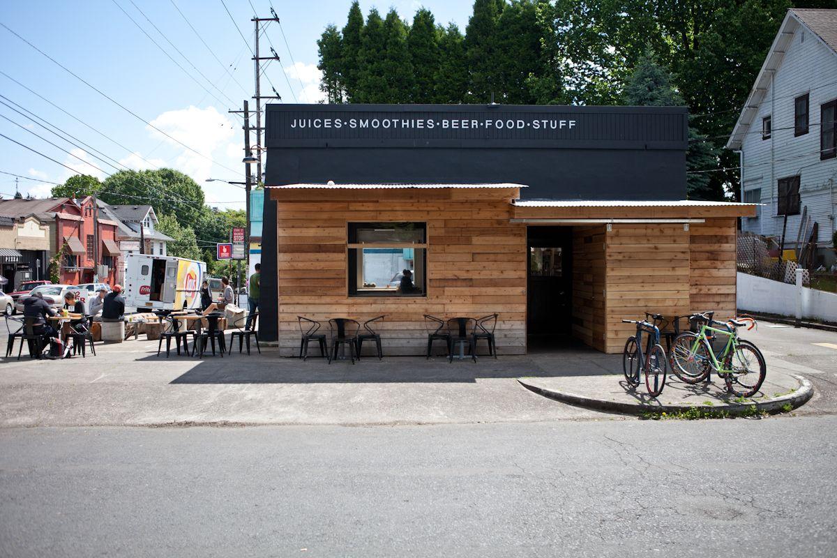 Portland, Oregon: Canteen KINFOLK #negozi