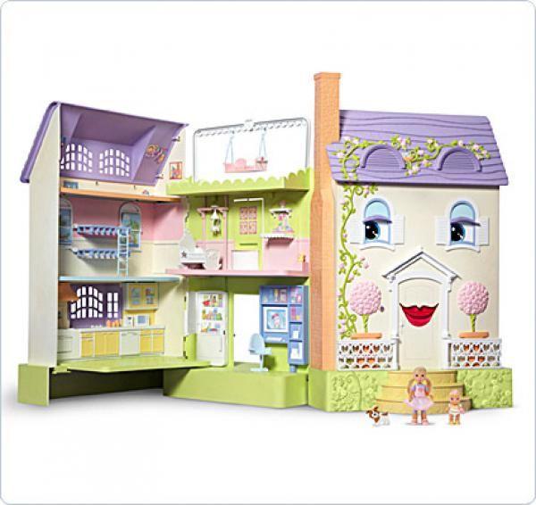Frau Goodbee Puppenhaus