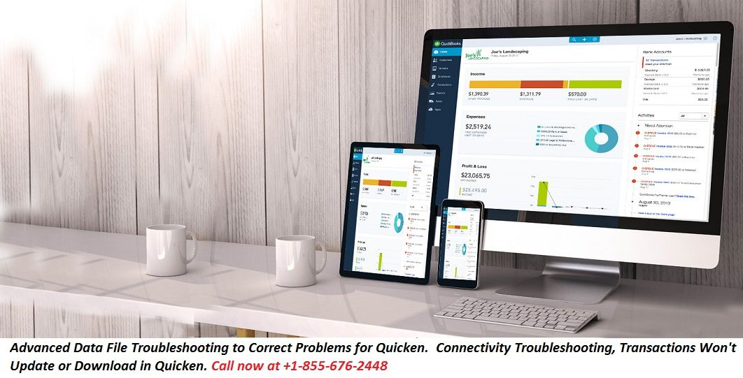 Call for Support now !!  #Quicken #Accounting #Management