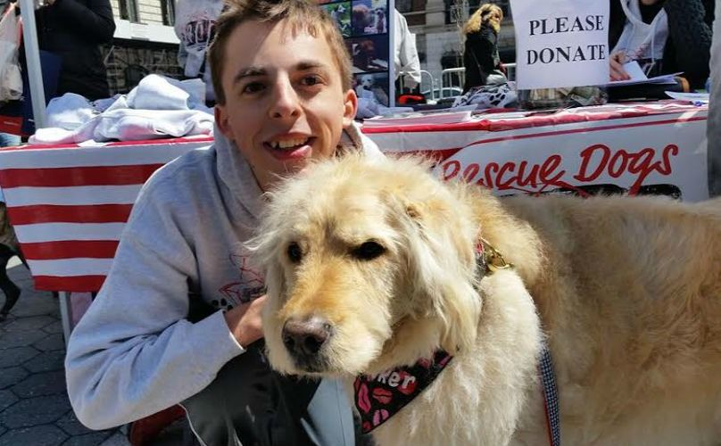 17-Year-Old Who Has Worked In Rescue Since He Was 8 Is A Role Model For All Of…
